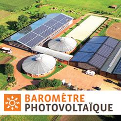 BAROMÈTRE PHOTOVOLTAÏQUE 2016