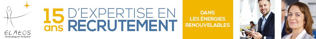 Cabinet de recrutement dans l'énergie, l'environnement, le génie climatique et l'informatique