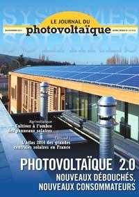 Journal du Photovoltaïque n)12