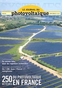 Journal du Photovoltaïque N° 13