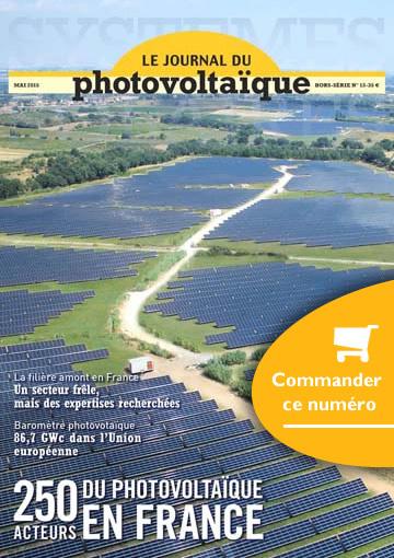 Journal du Photovoltaïque n°13