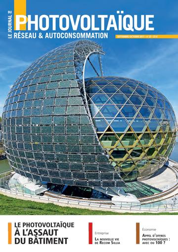 Journal du Photovoltaique n° 23